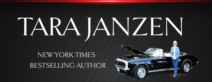 Tara Janzen, New York Times Bestselling Author